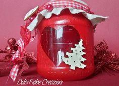 Lanterna di Natale - grande, by Dolci Fiabe Creazioni, 7,50 € su misshobby.com