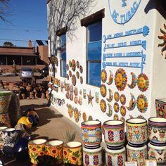 Tubac, AZ - I love to take visitors here!
