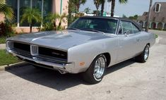 1969 Dodge Charger: