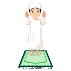 Step by step Muslim prayer guide steps of salah qiyam PNG and Vector Prayer Pictures, Muslim Pictures, Islamic Pictures, Islamic Prayer, Islamic Art, Eid Al Adha Greetings, Muslim Ramadan, Islamic Cartoon, Islam For Kids
