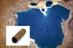 OVNISONTEM: Tubulação de ferro de 150.000 anos intriga cientis...
