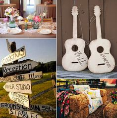 Rustic wedding. Inspiration for our may playlist