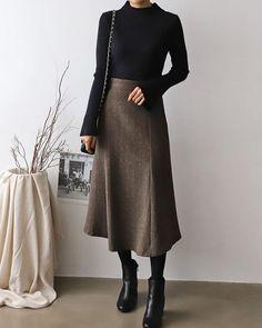 Love these work korean fashion 5557520580 – Hijab Fashion Seoul Fashion, Fashion Mode, Korean Street Fashion, Modest Fashion, Look Fashion, Hijab Fashion, Autumn Fashion, Fashion Outfits, Fashion Trends