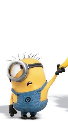 bob the minion. kevin the minion. iphone iphone x Minions Images, Minion Pictures, Minions Despicable Me, Minions Quotes, Funny Minion, Minion Sayings, Minion Movie, Minion Party, Cute Minions Wallpaper