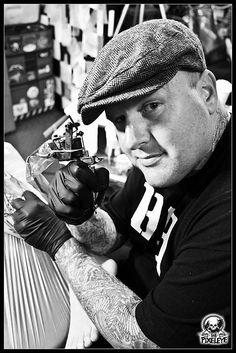 Tattoo Artist Adam Dorsett, USA  www.electrichaventattoo.com     Looking For Your Dream Tattoo Design?  Look No Further!