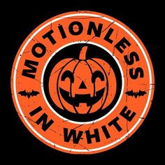 Motionless In white Happy Halloween motherfuckers!!!