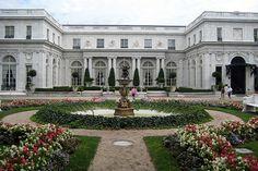 rosecliff-newport-wedding-venues, I want my wedding here!