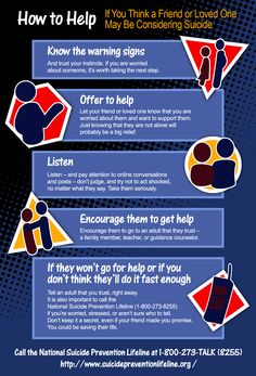 SAMHSA - Suicide prevention - Infographic - Poster - Redmon Group #RedmonGroup