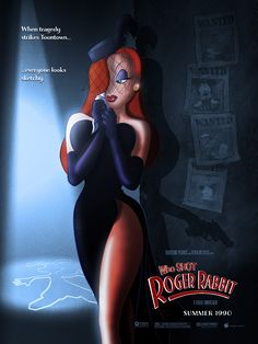 Jessica rabbit dominatrix