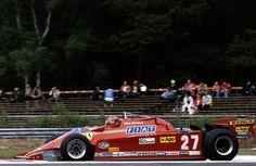 Gilles Ferrari, GP of Belgium, 1981