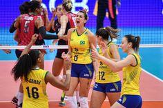 No caminho para o Rio, Brasil renasce, bate EUA e leva 11º título do Grand Prix #globoesporte