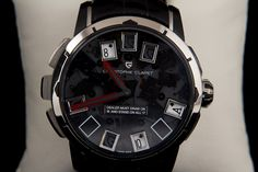 Original pics of the 21 Blackjack from Christophe Claret → http://wygo.co/L4X66a