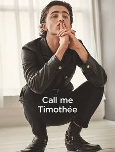 Image result for timothee chalamet gq style