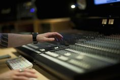 What does an audio engineer do? Learn about job duties, earnings, educational and other requirements, advancement opportunities and job outlook.