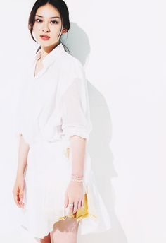 TAKEI EMI / WHITE DRESS