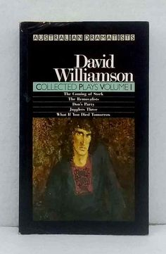 Collected Plays: vol 1 by David Williamson Australian Dramatists used paperback Plays, Theatre, Photograph, David, Fotografie, Theatres, Photographs, Fotografia, Photography