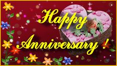 animated gif anniversary cards | Anniversary Greeting Card. Free To a Couple eCards, Greeting Cards ...