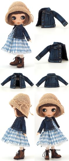 ** Blythe outfit ** Lucalily 474** - ヤフオク!