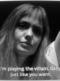 Someone has to be the monster right? Nikki Lipstick, Different Colored Eyes, Girl Interrupted, Cinema Movies, Style Wish, Angelina Jolie, Movie Quotes, Movie Tv, Best Friends
