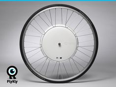 FlyKly Smart Wheel by FlyKly  - electric bikes made easy !