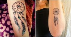 16 Dreamcatcher Tattoos To Gain Protection - Design