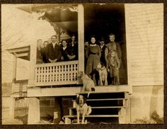 I'm a softee for setters, having lived with them most of my life. These are some of my favorite English Setter photos, vintage and otherwis...