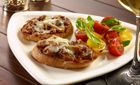 If you like French Onion soup you'll love our French Onion Bruschetta recipe!