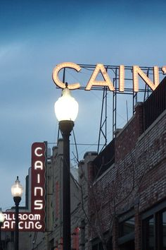 Check out Concerts and other events at Cain's Ballroom in Tulsa, OK