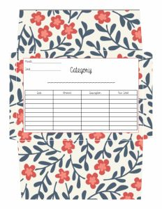 How to Budget and Spend Wisely with an Envelope System with free printable monthly budget sheets and money envelopes in cute prints!