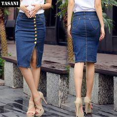 2015 New Fashion  Jeans Women Skirts  European Style  Free Shipping