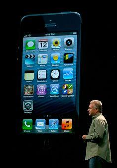 Así se ve el nuevo iPhone 5