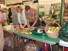 Apple Festival at the Braunton Countryside Centre