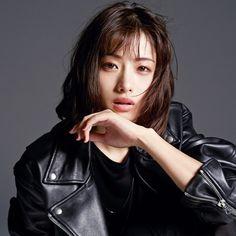 Japanese Beauty, Asian Beauty, Cute Girls, Cool Girl, Prity Girl, Harajuku Japan, Riders Jacket, Asian Cute, Japan Girl