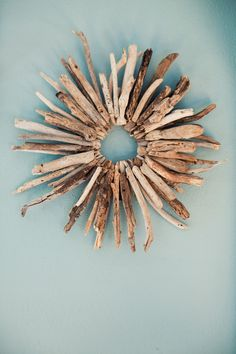 drift wood wreath