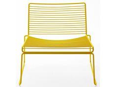Weidesign - Meubels - Hee Lounge Chair Hay Stoel, Geel