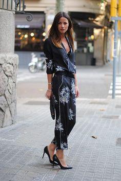 Tendenze moda primavera-estate| Pigiama style | http://www.theglampepper.com/2016/04/20/15050/
