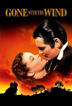 Gone with the Wind is a 1939 Oscar-winning film by Victor Fleming, based on a novel by Margaret Mitchell, starring Vivien Leigh as a southern belle named Scarlet O'Hara and Clark Gable as Rhett Butler. Vivien Leigh, Clark Gable, See Movie, Movie Tv, Epic Movie, Movie Cast, Picture Movie, Movie Theater, Movies Showing