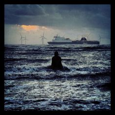 Another Place in The Irish Sea - EOS 5D ii and Instagram