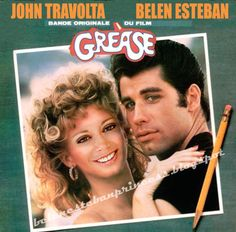 Belén Esteban en Grease - John Travolta