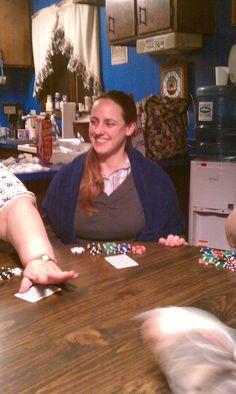 My poker faces. April 17, 2011