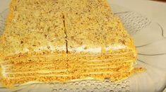 Tort cu miere în doar 30 de minute – nu e nevoie să întindeți blaturi! - Retete Usoare Romanian Desserts, Vanilla Cake, Good Food, Food And Drink, Cooking Recipes, Ice Cream, Bread, Cakes, Jasmine