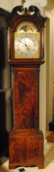 Antique Clocks For Sale at Antique Clocks For Sale, Vintage Clocks, Antiques For Sale, Old Antiques, Antique Items, Antique Furniture, Cool Furniture, Grandfather Clocks, Time Clock