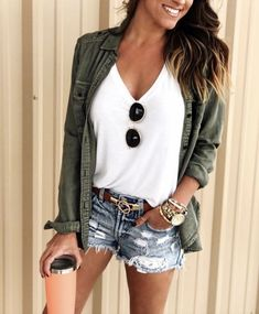 45 outstanding summer outfits to own now style летняя одежда Cool Outfits For Men, Cute Summer Outfits, Spring Outfits, Cute Outfits, Clothes For Women, Clothes Sale, Women's Clothes, Clothes Shops, Winter Outfits