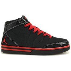 Air Jordan Pro Classic - Black Varsity Red