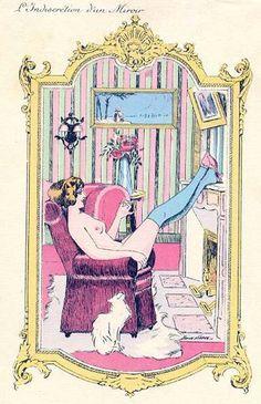 the erotica writer