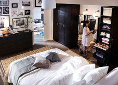 Ikea Malm, Bed, Furniture, Home Decor, Ikea Bedroom, Decorating Bedrooms, Ideas, Ikea Dresser, Decoration Home