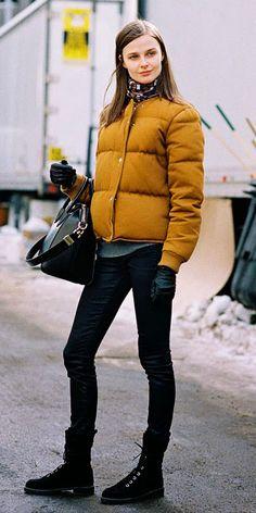 Doudoune, pelerine e trench: Gloria Kalil ensina a usar as três principais peças do inverno, do frio pesado ao leve | Chic - Gloria Kalil: Moda, Beleza, Cultura e Comportamento