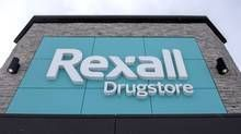 Rexall takeover shakes up Canada – s drugstore industry – The Globe and Mail #pharma #brands http://pharmacy.remmont.com/rexall-takeover-shakes-up-canada-s-drugstore-industry-the-globe-and-mail-pharma-brands/  #rexall pharma plus # A Rexall drugstore is shown in Ottawa, on Wednesday, March 2, 2016. National drugstore chain Rexall Health is being sold to U.S. health care giant McKesson Corp. as part of a $3-billion deal, the two companies announced Wednesday, March 2. THE CANADIAN…