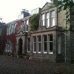 Ardgye House in Elgin Scotland