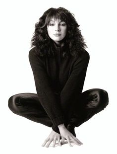 Kate Bush, 1980 (Patrick Lichfield) simply stunning adolescent crush in the early Music Icon, Female Singers, Celebs, Celebrities, Record Producer, Rock Music, Music Artists, Beautiful People, Beautiful Women